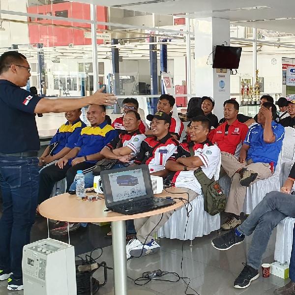Komunitas Daihatsu Bekasi Bertekad Jadi Pelopor Safety Driver