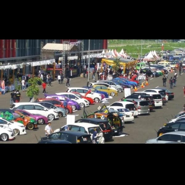 Pesta Modifikasi Ditengah Perayaan Ultah Ke-2 TACI Tangerang