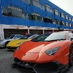 80 Supercar dan Sportscar Saling Adu Kecepatan dalam Speed Up Thrill  Fun Drag Race