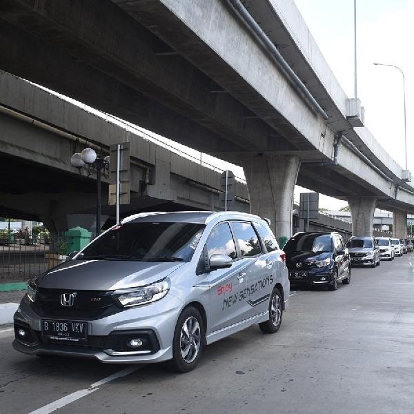Honda Ajak Komunitas Mobilio Beradu Irit