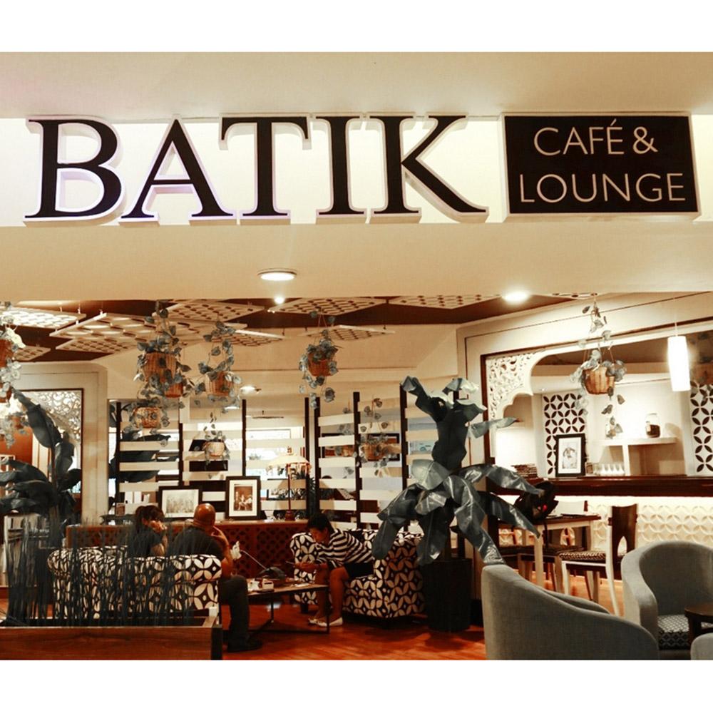 Image result for Batik cafe