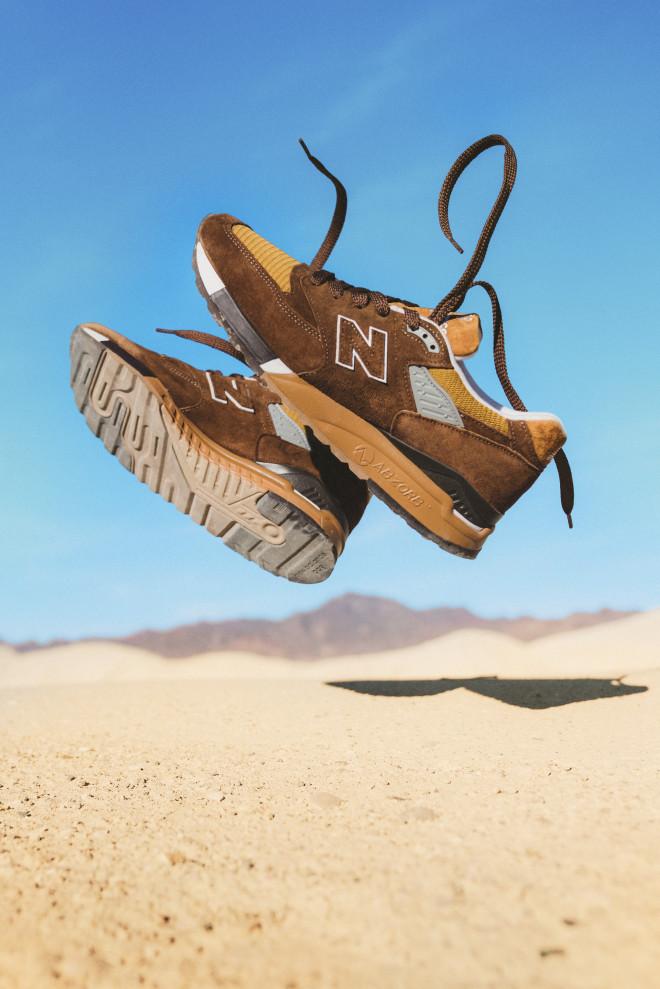 best sneakers b2c09 d813e Ini Sneakers New Balance yang Terinspirasi dari Taman ...