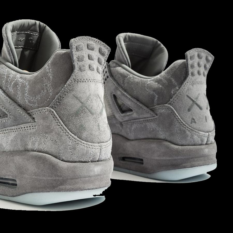 info for 3b1f4 50f5c Kaws Air Jordan 4s, Sneaker Collectors Item ala Street Art ...