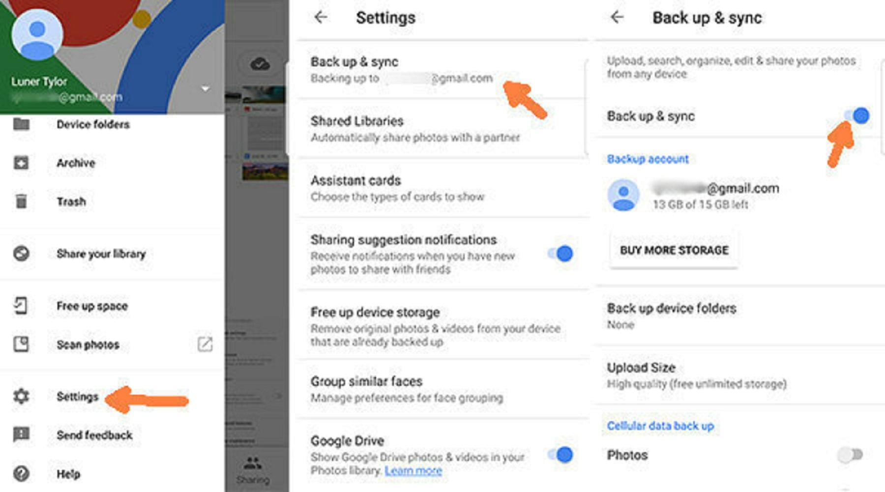 Lihat Cara Back Up Data Di Google Drive paling mudah