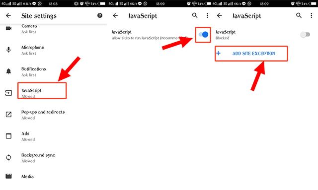 Cara Mudah Menghilangkan Iklan Di Google Chrome Android Blackxperience Com