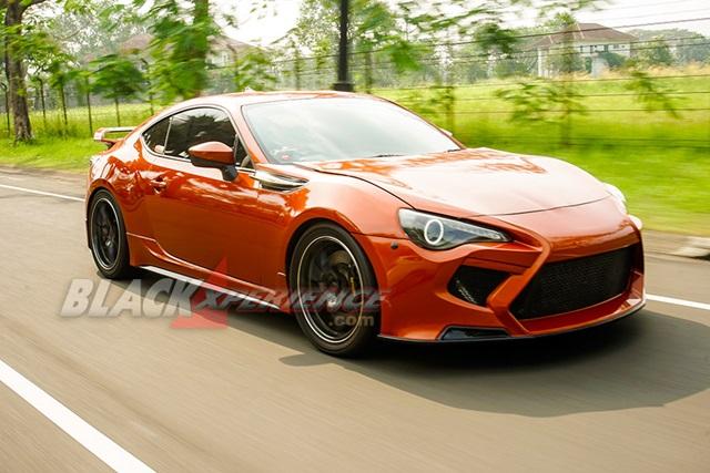 Toyota Ft 86 >> Modifikasi Toyota Gt86 Supercharged Fokus Pada Performa Dan