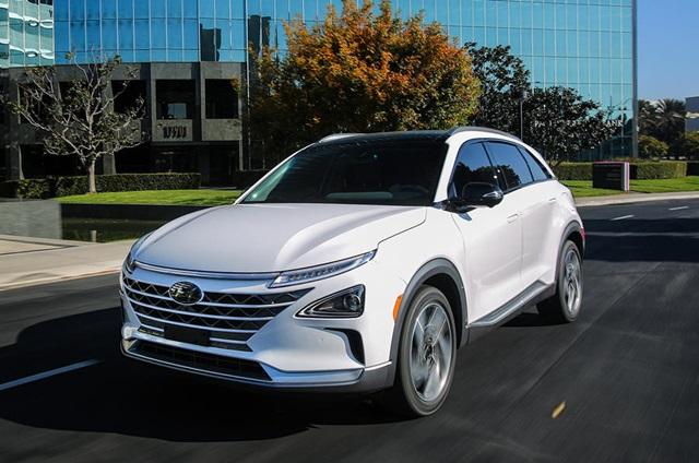 Keyes Hyundai Van Nuys >> Hyundai Nexo 2019 Akan Menggantikan Tucson Fuel Cell