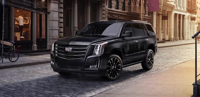 Cadillac 2019 Escalade Sport Edition Gunakan Tema Hitam Blackxperience Com