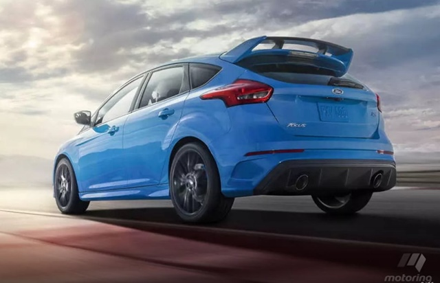 Ford Focus Rs Hp >> Ford Focus Rs 2020 Bertenaga 402 Hp Blackxperience Com