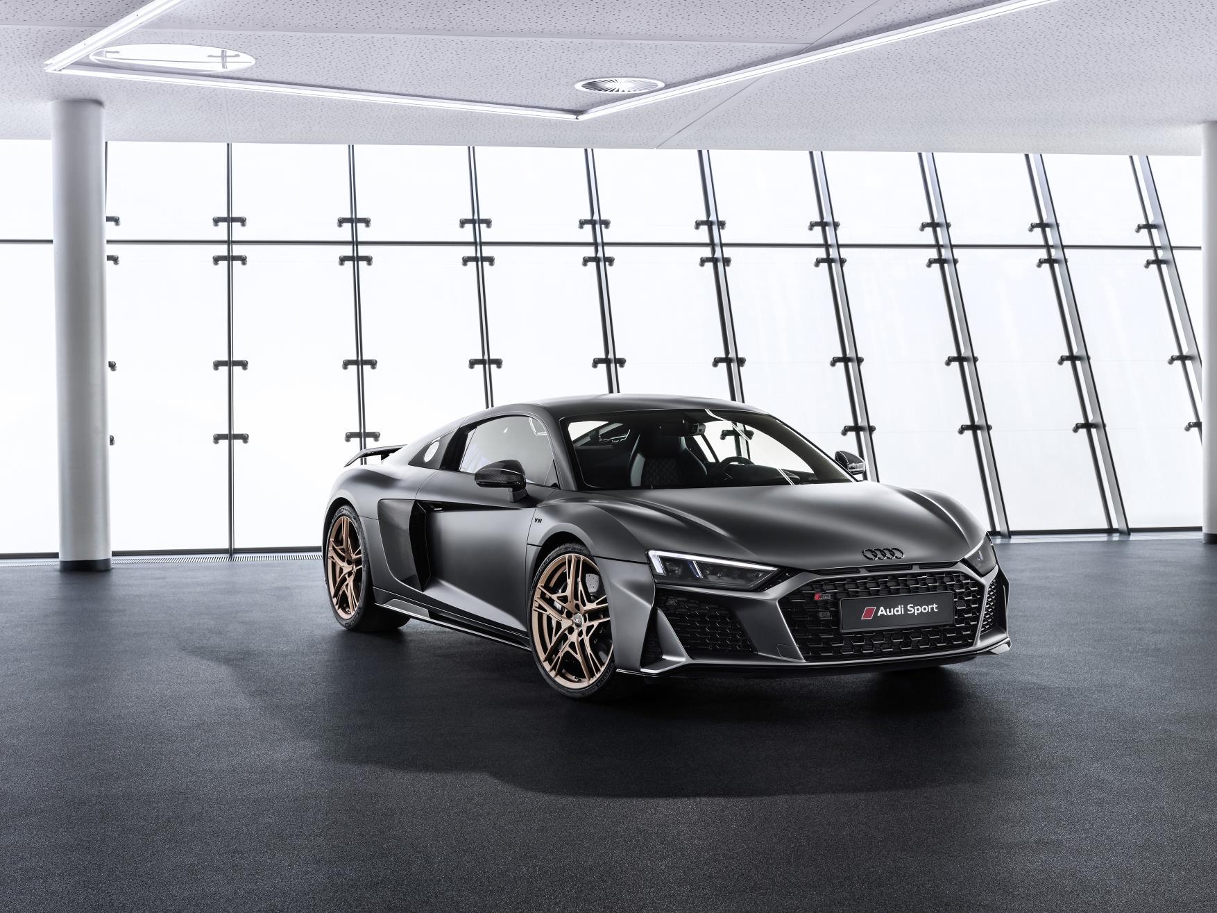 Peringati 10 Tahun Audi R8 V10 Decennium Diluncurkan Sangat Terbatas Blackxperience Com