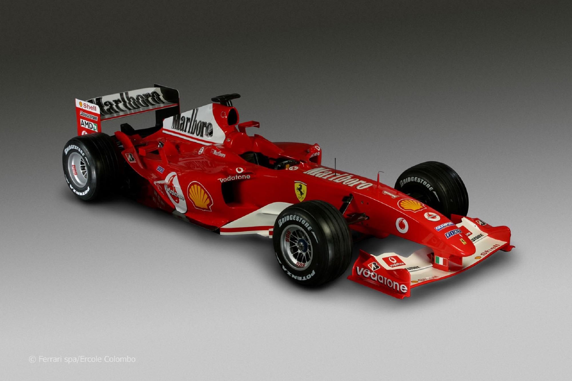 Mick Schumacher Akan Kemudikan F2004 Di Jerman Blackxperience Com