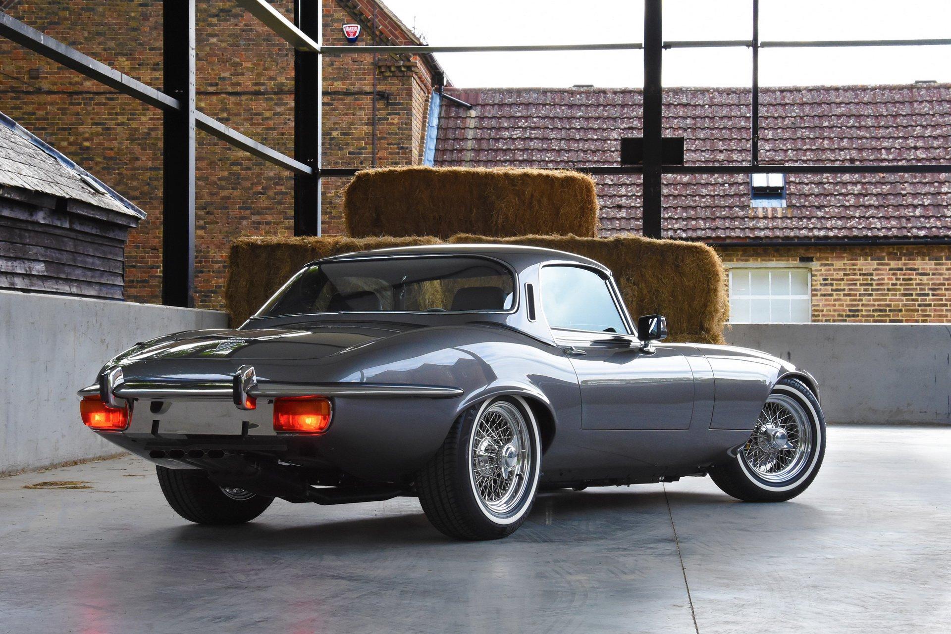 Jaguar E Type >> Jaguar Kembali Perbaharui Fitur Pada Produk E Type Dengan