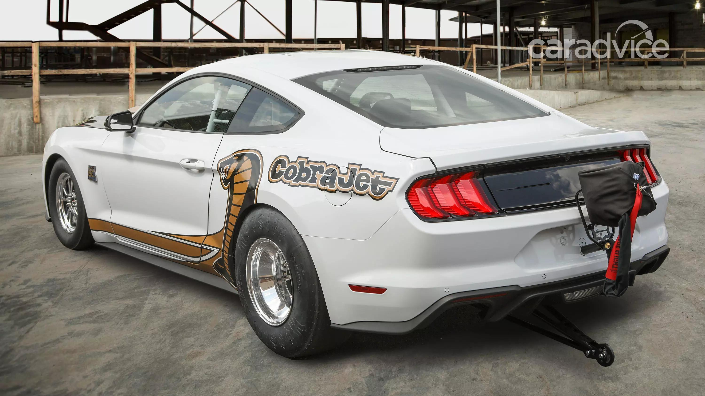 Mustang Cobra Jet >> Ford Mustang Cobra Jet 2018 Rilis Perjalanan Selama 50 Tahun
