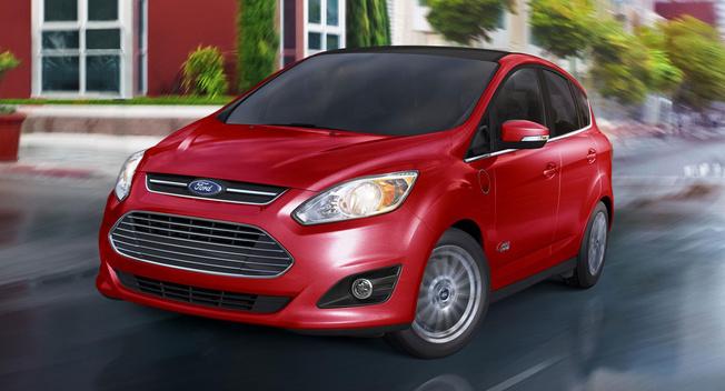 C Max Energi >> Ford Tawarkan Pengisian Gratis Untuk C Max Energi