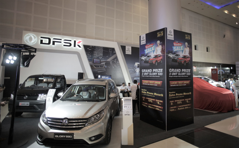 Glory Auto Sales >> Dfsk Glory I Auto Sapa Warga Surabaya Di Gelaran Iims 2019