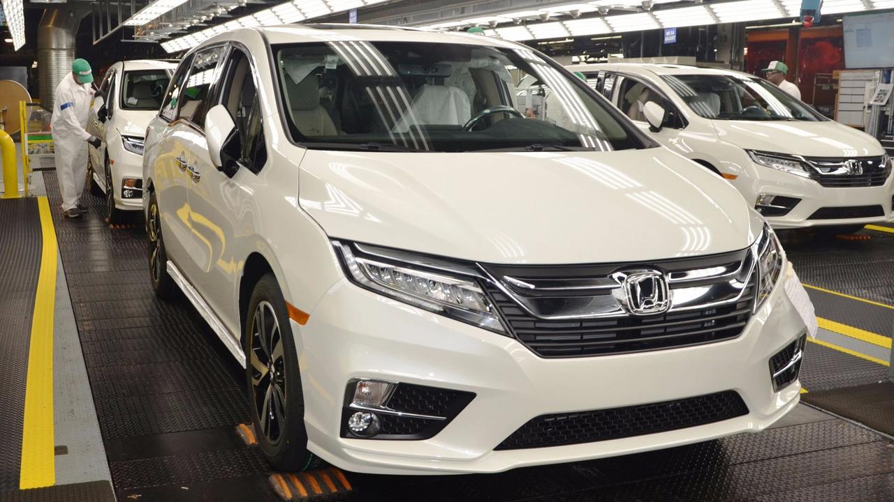 Honda Dealerships In Alabama >> Honda Odyssey 2018 Mulai Resmi Dirakit Di Amerika Serikat