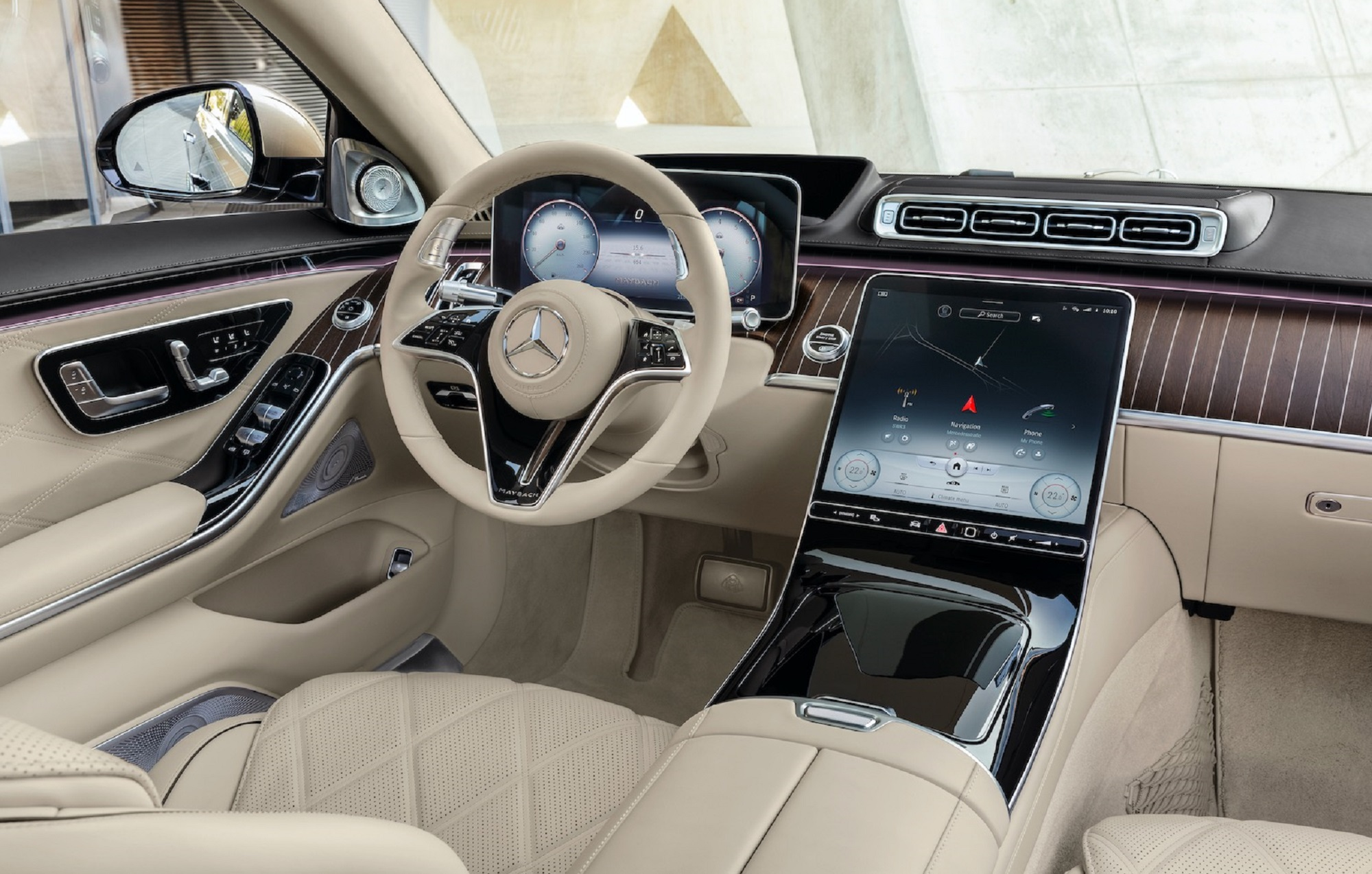 Mercedes Maybach S580 2021 Definisi Mobil Mewah Blackxperience Com