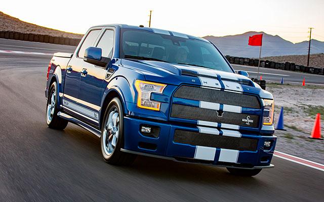 Ford Shelby Truck >> Shelby F 150 Super Snake Bermodalkan Tenaga 750hp