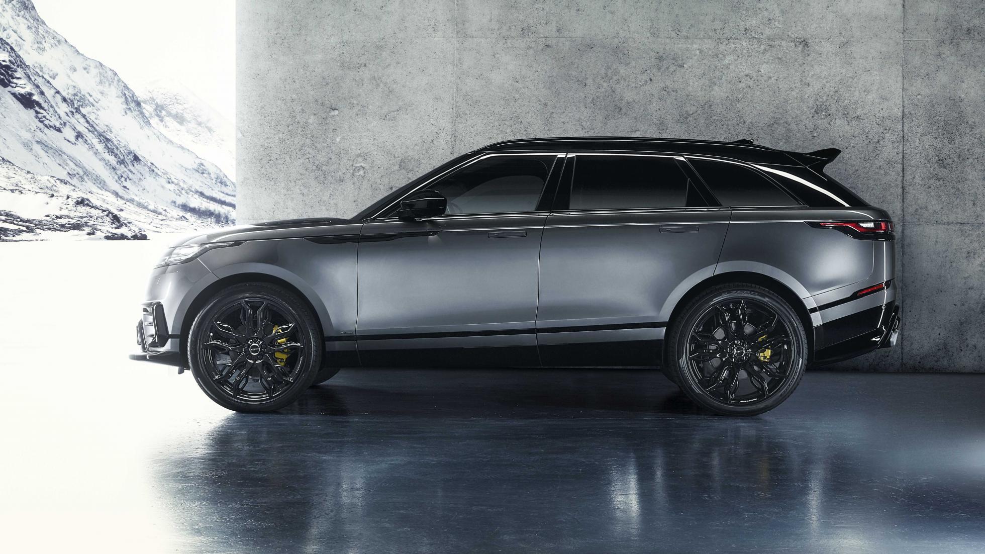 Range Rover Overfinch >> Waktunya Overfinch Memodifikasi Range Rover Velar