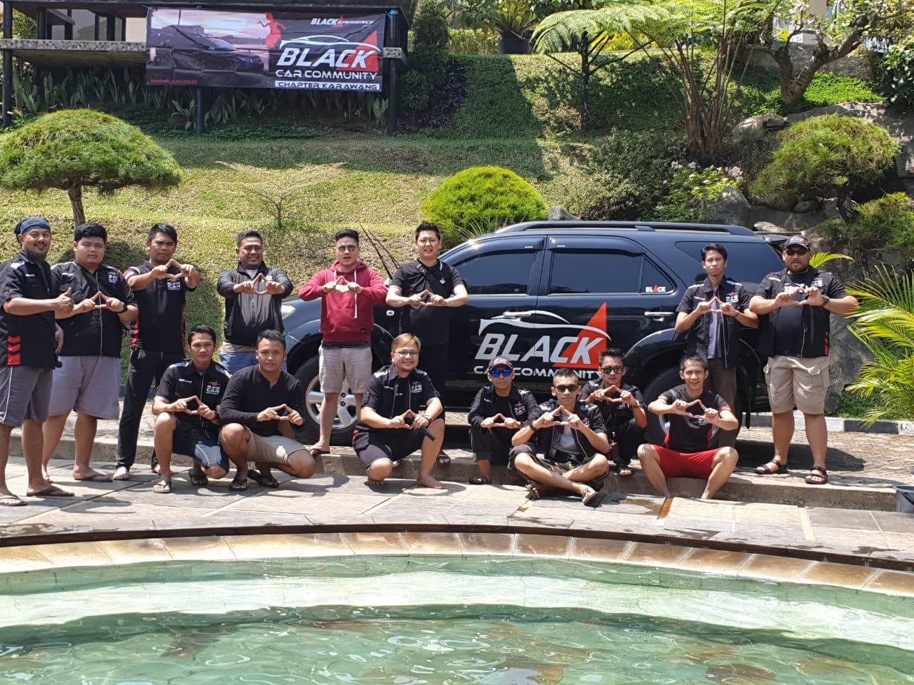 Bcc Karawang Adakan Touring Wajib Family Gathering Ke Wisata