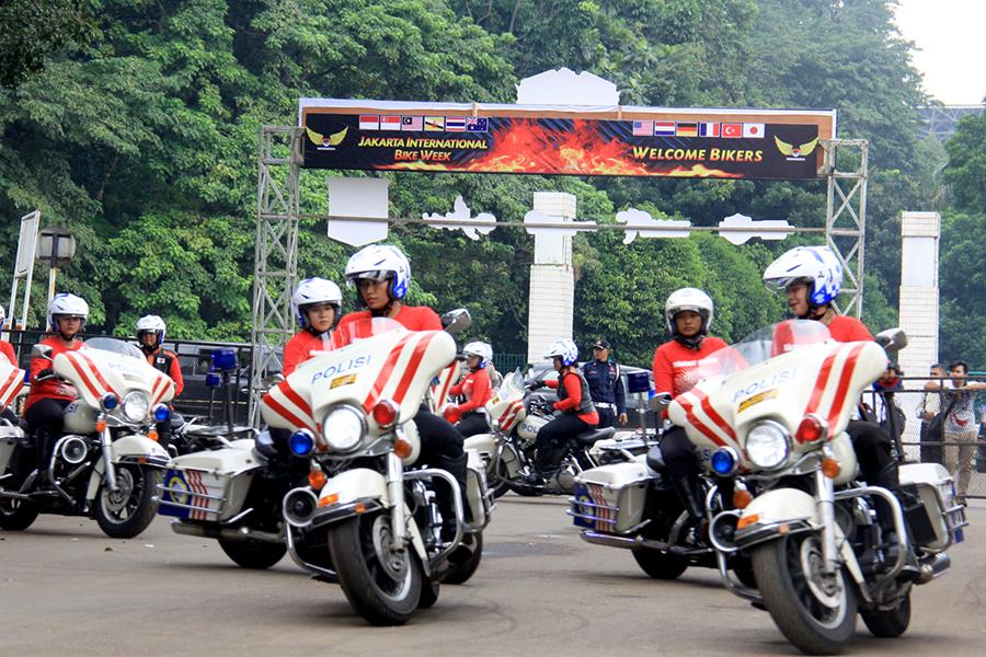 Victory Owners Group >> Jakarta Internasional Bike Week 2017 Ajang Kumpul Biker