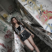 "Imel Izumi, ""Graffiti Is The Goodart"""