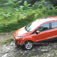All-New Ford EcoSport, Mumpuni Dikendarai di Dalam dan Luar Kota