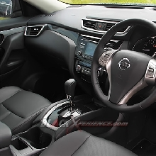 Dashboard All New Nissan X-Trail