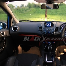 Dashboard Ford Fiesta Ecoboost