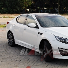 Front View All New KIA Optima
