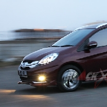 Honda Mobilio Nyaman untuk Keluarga