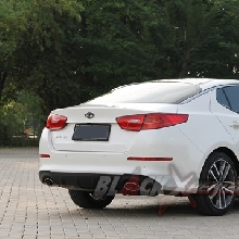 Rear View All New KIA Optima