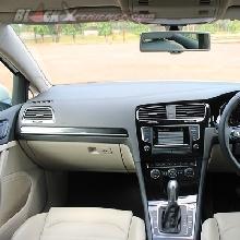 Ruang Kabin Depan VW Golf MK7