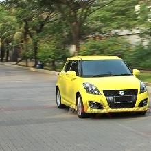 Suzuki Swift Sport dengan Tenaga Paling Besar