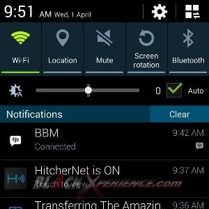Hitchernet - Proses Transfer Data