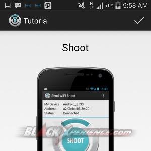 WiFi Shoot - Tutorial 5