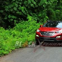 Hyundai Santa Fe Butuh Waktu di Putaran Bawah