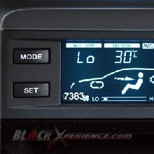 Indikator AC dan Rear AC