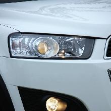 Lampu Utama Tetap Model Projector