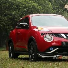 New Nissan Juke Revolt