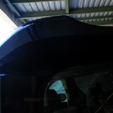 Rear Upper Spoiler