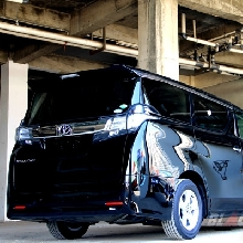 Toyota Vellfire Tipe 8 Seat