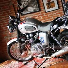 Triumph Bonneville T100 Diamond Jubille