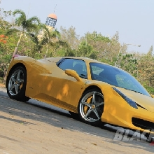 Ferrari Mid-Engine