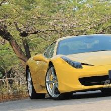 Tipe Lain ada 458 Italia dan 458 Speciale