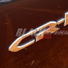 Emblem CR-V di Bagasi Belakang