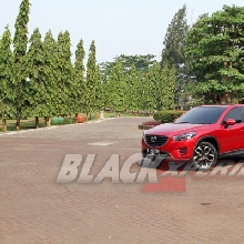 Mazda Meremajakan CX-5 Tahun Ini
