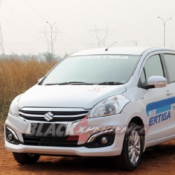 Modifikasi Suzuki New Ertiga Biar Lebih Trendy