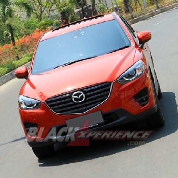 Test Drive New Mazda CX-5 GT - Penegasan KODO Design