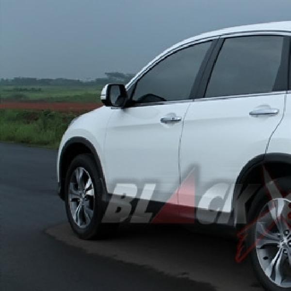 All New Honda CR-V, SUV Premium Dengan Kenyamanan Layaknya Sedan